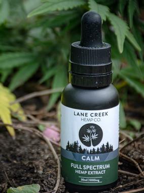 Lane Creek Branding
