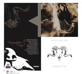 folk cd case album cover design