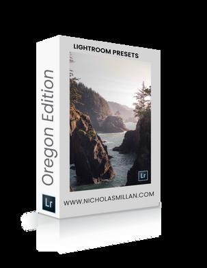 custom graphic lightroom preset design