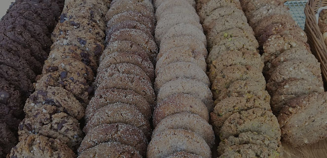 variety gluten free vegn cookies rogue valley oregon