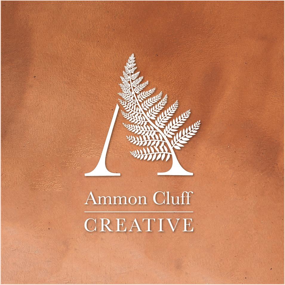 modern fern logo design