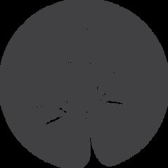 organic hemp farm logo