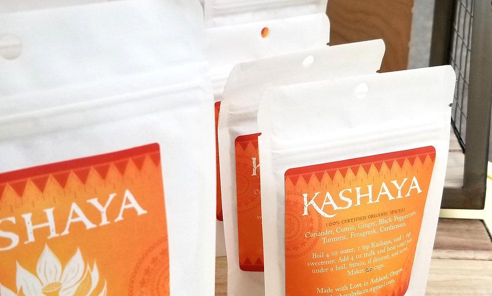 Kashaya Tea