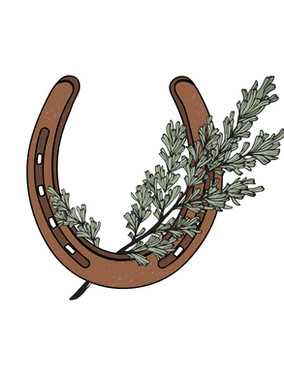 Rusty Sagebrush Logo