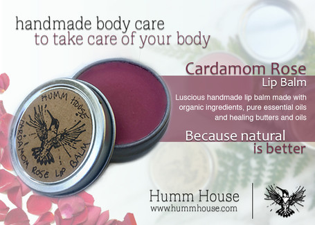body care marketing print design