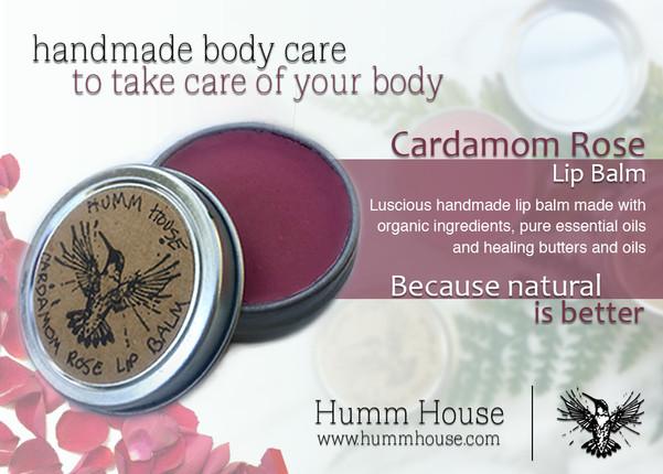 body care marketing print design