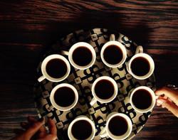 farm to coffee cup!