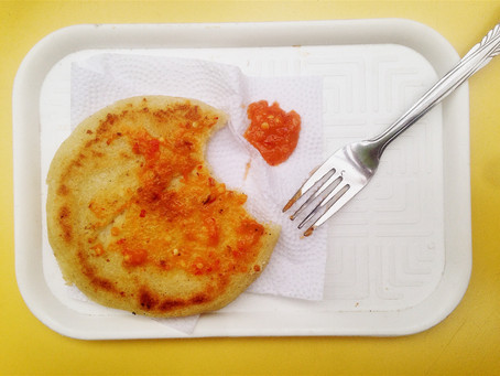 The Last Arepa: Savoring the Last Bites of Colombia