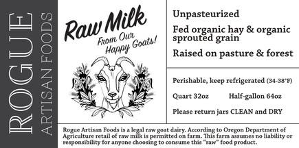 milk bottle label design black and white