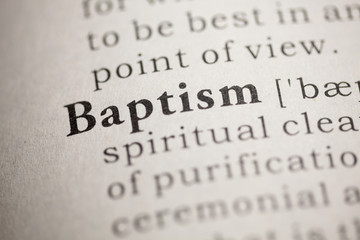 William Attersoll's Badges of Christianity (8) - The Four Inward Parts of Baptism.