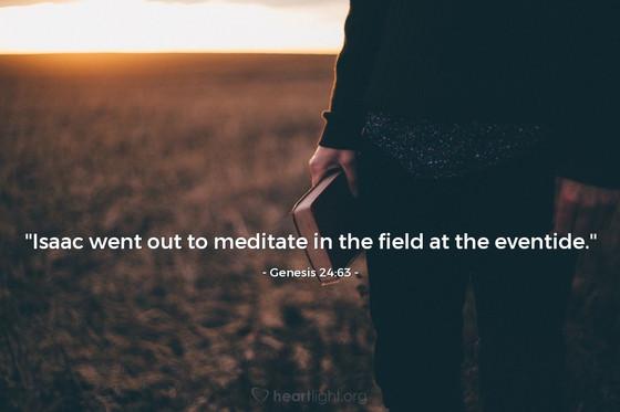 The Christian Duty of Divine Meditation, Richard Allestree (1619-1681).