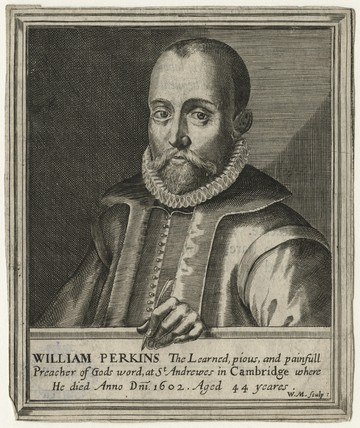 """""""A Reformed Catholic"""", William Perkins (2) On Free Will."""
