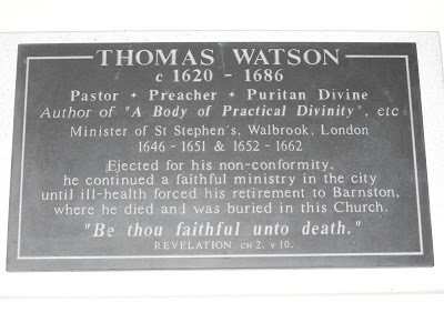 Thomas Watson's Final Rule For the Right Understanding of the Ten Commandments