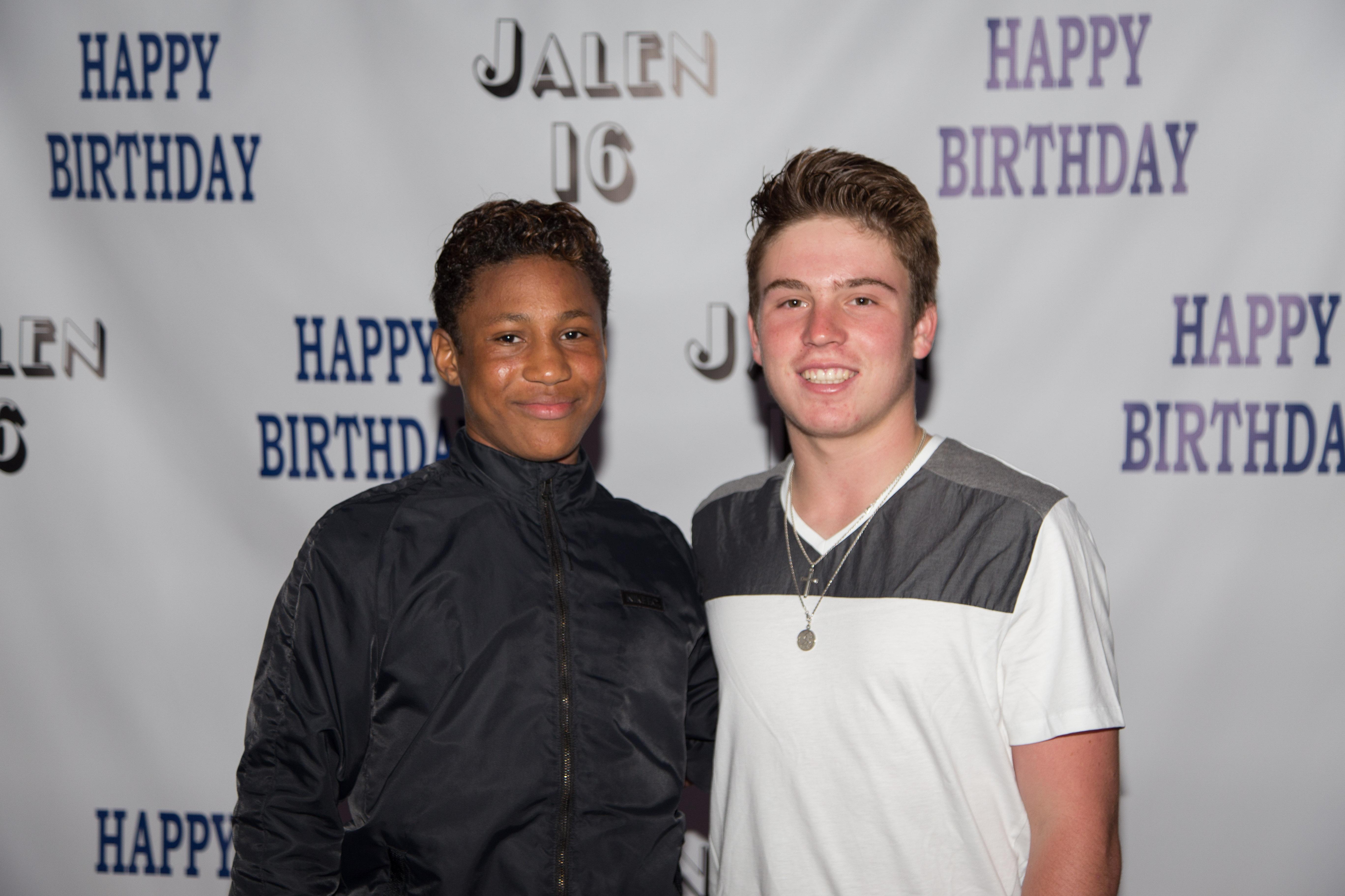 Jalen's Sweet 16