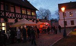 weihnachtsfeier Brandenburg Stadt