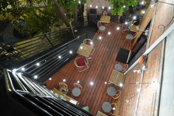 #SafariDC The Deck & Patio