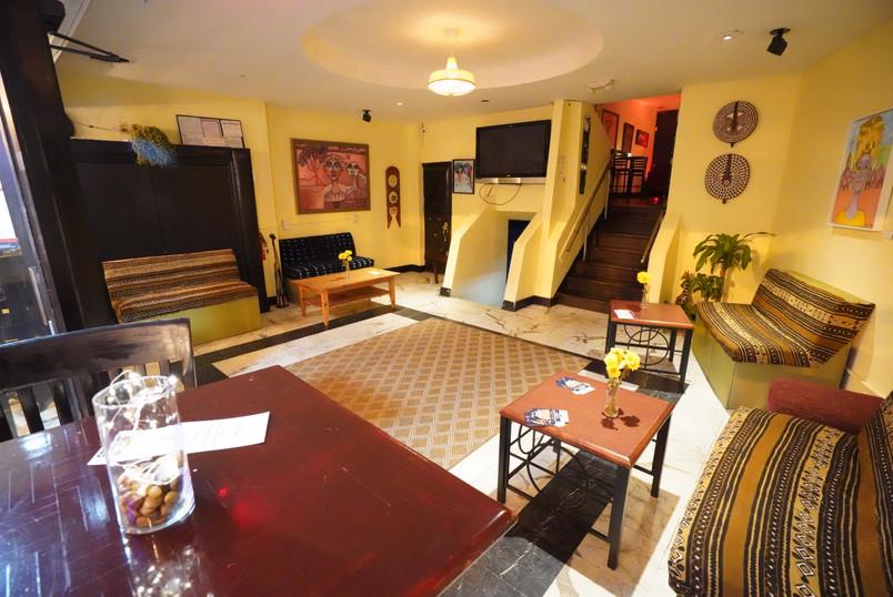 #SafariDC #Lounge
