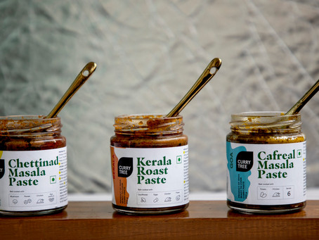 The Magic of CurryTree Pastes