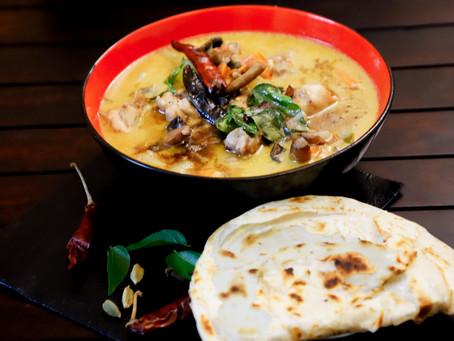 Kozhi Ishtu [Chicken Stew – Kerala Style]
