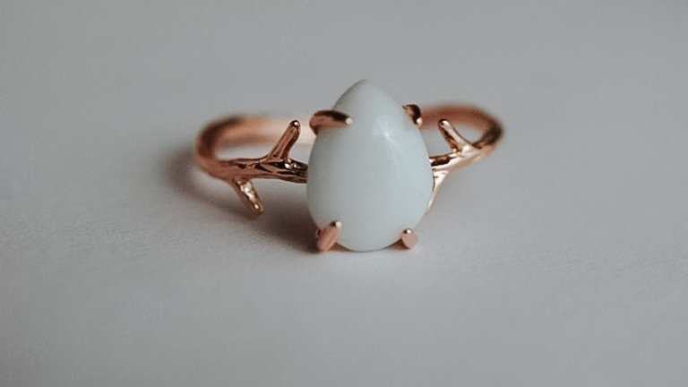 Roots of Love | Breastmilk Ring