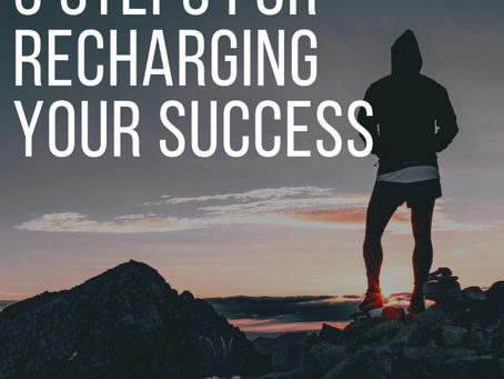 Recharge your success!