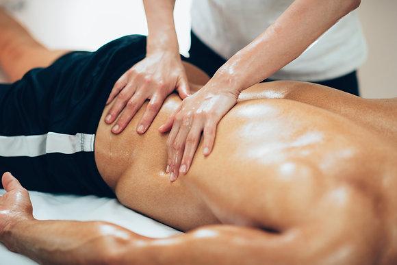 Voucher na masaż sportowy