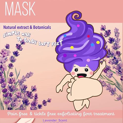 Easy Foot Peel Mask