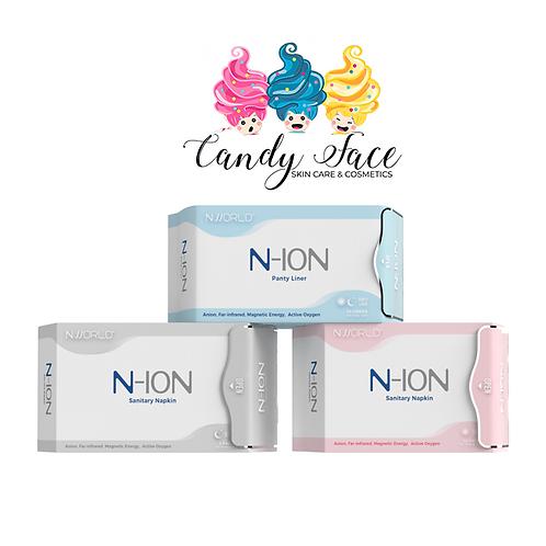 N-Ion Sanitary Pads