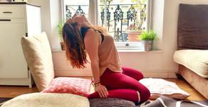 Yin Yoga at Home: Hips Mini Clip   Mandala Tree Yoga