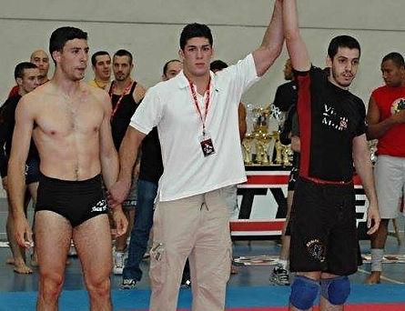 Alexandre Orozco competición grappling Valencia MTX CUP