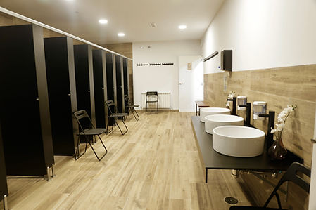 Alquiler sala con tatami Madrid
