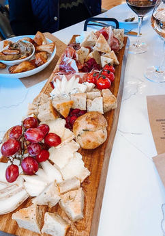 Strigo Vineyard Food Menu