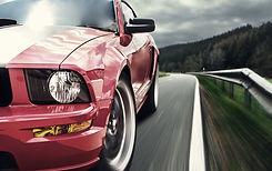 coche deportivo anuncio