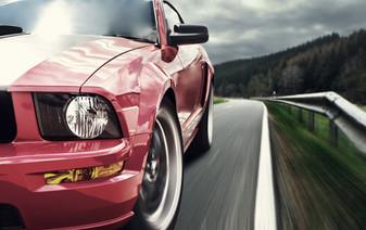 스포츠 자동차 광고