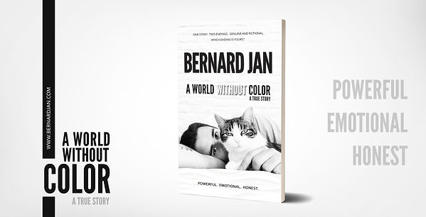 A World Without Color by Bernard Jan paperback