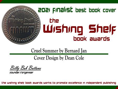 Cruel Summer The Wishing Shelf Book Awards Finalist