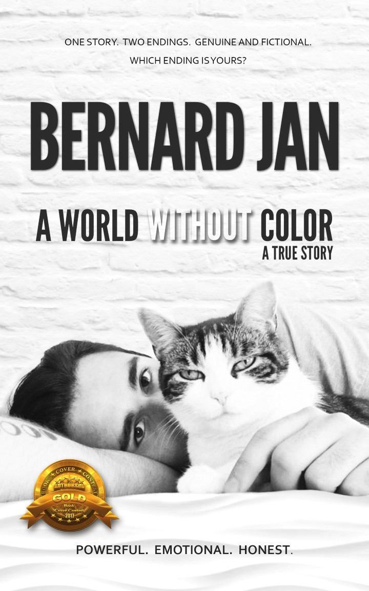 A World Without Color Gold Medal