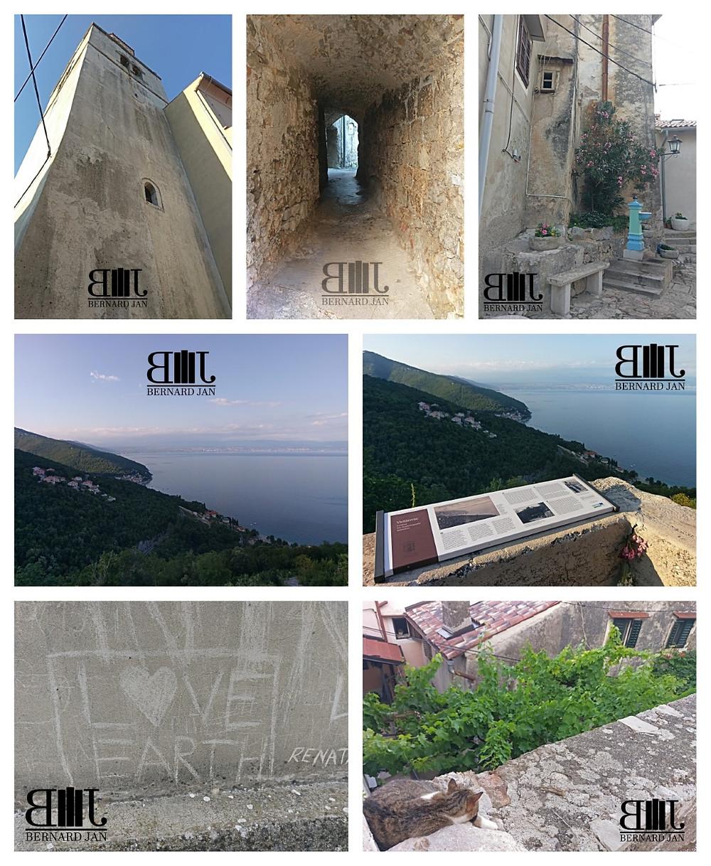 My vacation in Croatia: Mošćenice, July 2, 2020