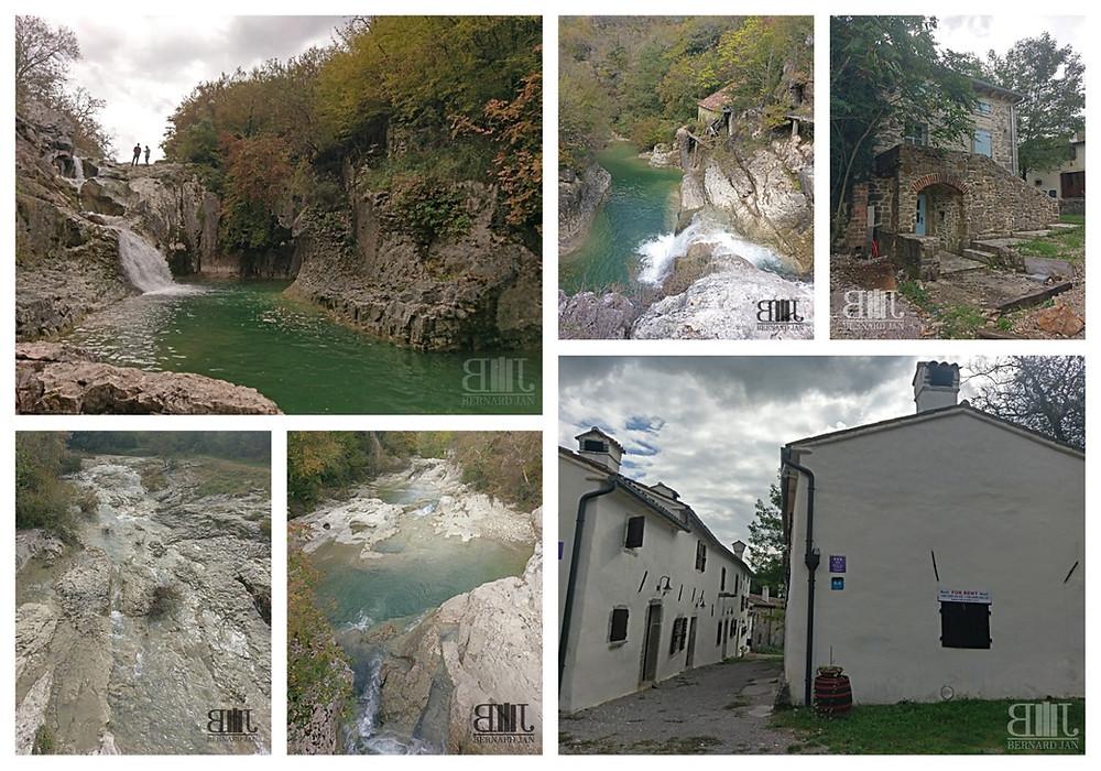 Photos by Bernard Jan - Kotli, Croatia, October 2020