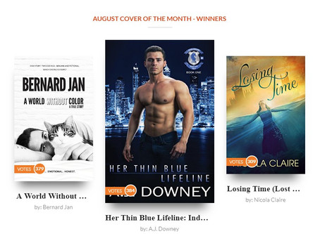 My Book Cover Contests