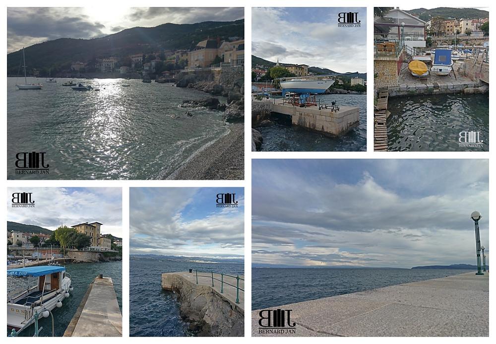 Photos by Bernard Jan - Lovran, Croatia, October 2020