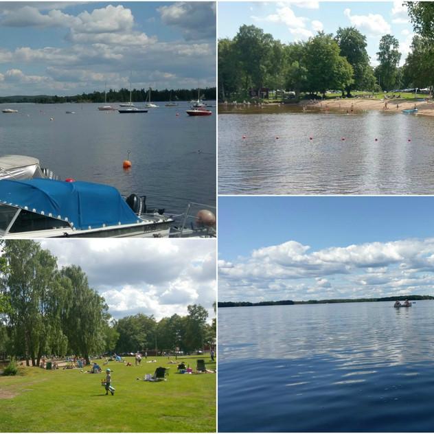 Summer in Sweden 2017 - photos by Bernard Jan