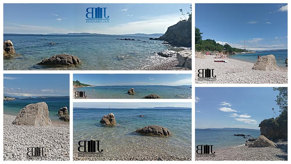 My vacation in Croatia: Kostrena, July 3, 2020