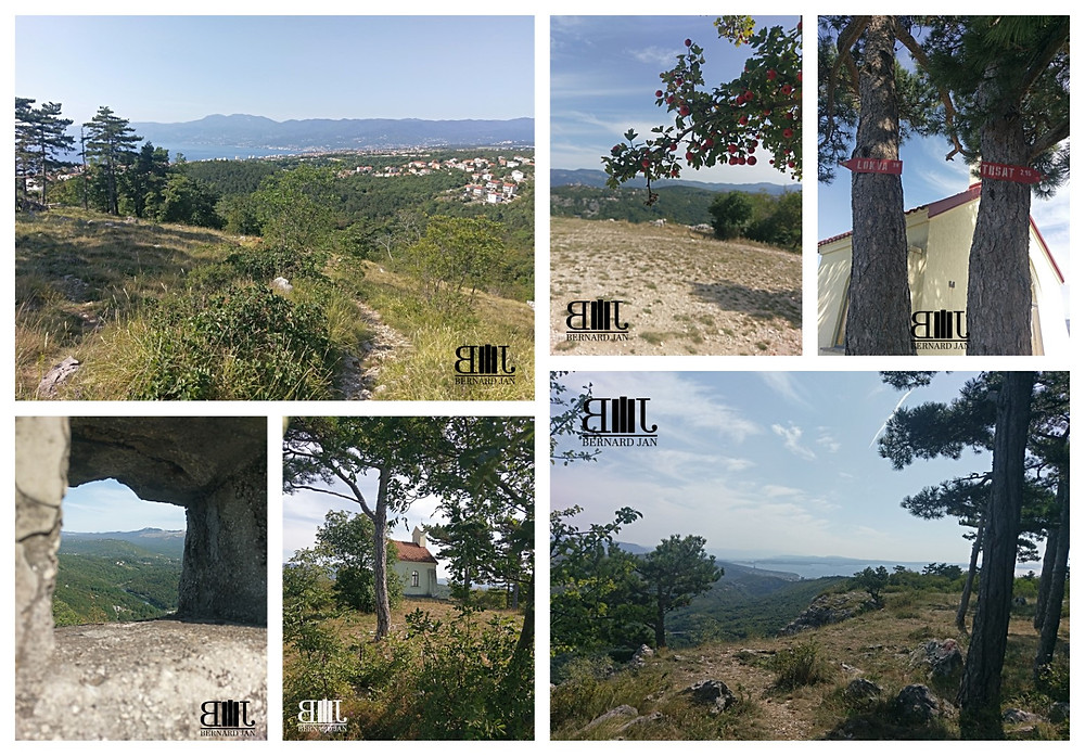 My vacation in Croatia: Veli Vrh, September 19, 2020