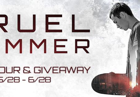 Cruel Summer: Silver Dagger Book Tour & Giveaway May through June 2021