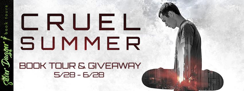 Cruel Summer Silver Dagger Book Tour & Giveaway 5/28 - 6/28