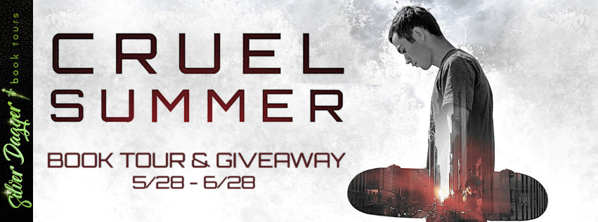 Winners of the Cruel Summer Silver Dagger Book Tour & Giveaway