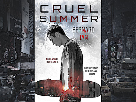 Cruel Summer eBook Launch Day on Amazon!