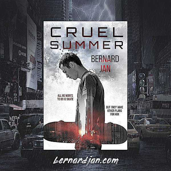 Cruel Summer by Bernard Jan