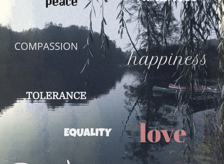 Peace, Love, Empathy